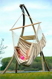 contemporary hammock chair stand plans build hammock chair stand