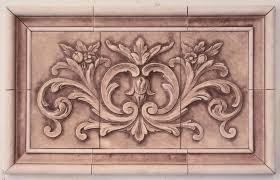 tile medallions for kitchen backsplash medium tiles for kitchen backsplash bath and ceramic fireplace tiles