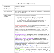 Daily Life Skills Worksheets Teaching The Arabic Language Archives Page 15 Of 29 Almasdar