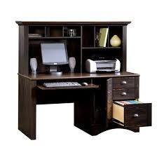 Large Black Computer Desk Computer Desk Black House Ideals