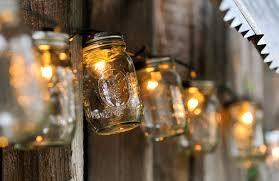 5 great outdoor mason jar lighting projects the garden glove