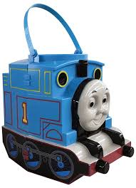 thomas tank engine halloween costume amazon com thomas and friends 3d trick or treat pail toys u0026 games