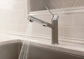 new kitchen faucet blanco makes a splash with new water saving kitchen faucet collection
