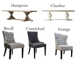 Hamptons Style Outdoor Furniture by Hamptons Style Dining Room Rustic Charm Interiors