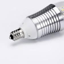 watt led light bulbs dimmable daylight white 4250k led candelabra