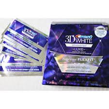 crest supreme whitening strips crest 3d white whitestrips luxe supreme flexfit teeth whitening