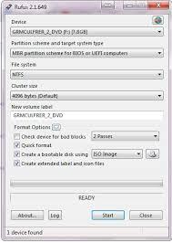 cara membuat bootable xp pada flashdisk membuat bootable dengan rufus untuk windows xp windows 7 windows