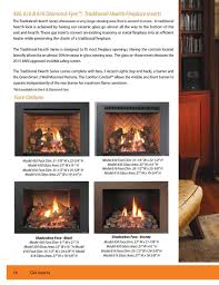 430 gsr gas insert fireplacextrodinair jerry u0027s fireplaces