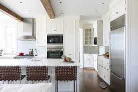 distressed white kitchen cabinets timeless rustic white kitchen cabinets smith design
