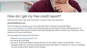 How To Get Free Credit Score Without Signing Up by I U0027ve Been Trying To Get My Free Credit Report Online It U0027s