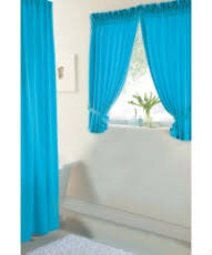 Bathroom Window Curtains Machine Washable Curtains Ready Made Curtains Online House Of Bath