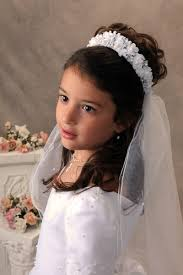 communion headpieces communion bun wrap veil satin flowers and pearls shop