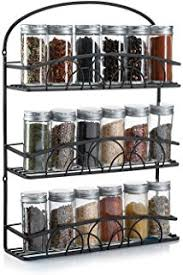 Spice Rack Holder Amazon Com Spectrum Diversified Scroll Wall Mounted Spice Rack