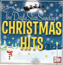 various the daily star sunday u0027s christmas hits volume 2 cd at