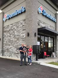 newly relocated domino s pizza theater now open in clarksville