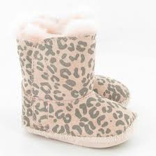 womens pink ugg boots uk ugg leopard baby boots in pink