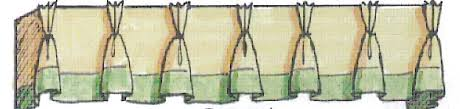Pleated Valance Encompass Window Treatments Portfolio