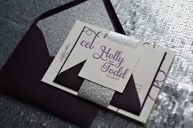 purple and silver wedding invitations wedding invitation cards purple and silver wedding invitations