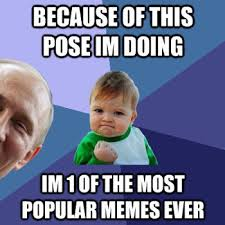 Favorite Child Meme - cia report russians are hacking america s favorite memes