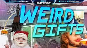 weirdest christmas gifts youtube