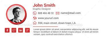 best u0026 professional email signatures template esignatures