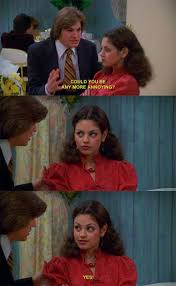 Ashton Kutcher Burn Meme - 23 of the best burns from that 70s show humor funny things and