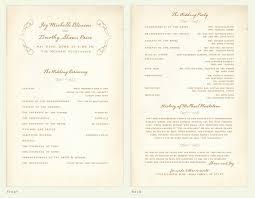 wedding program stationary 47 best tracy wedding stationary images on invitations