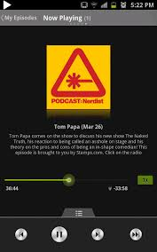podcast android top 5 podcast apps for android
