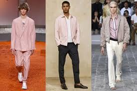 spring summer 2018 trends for men british gq