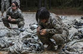 infantry training and readiness manual the dark side of gender segregation in the military