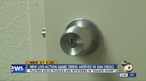 escape room u0027 live action game trend arrives in san diego youtube