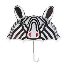zebra umbrella for children u2013 buy zebra printed fun umbrella online