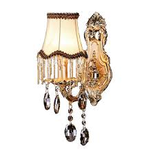 Wall Sconce Lamp Shades Kitchen Wall Sconces And One Light Fabric Shade Luxury Style