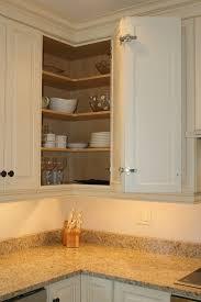 Corner Kitchen Cupboards Ideas Upper Corner Kitchen Cabinet Organization Ideas Homestylediary Com