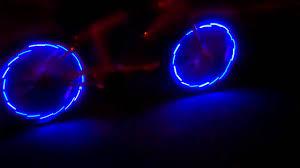 led bicycle wheel lights cruiser 2 color blue orange