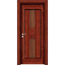 single door design wooden single door at rs 250 square feet designer wooden door