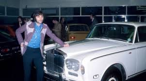 rolls royce outside george best u0027s 1972 rolls royce silver shadow comes to auction