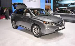 lexus rx 350 mileage lexus rx reviews lexus rx price photos and specs car and driver