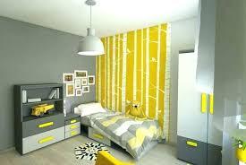 chambre jaune et bleu chambre bebe jaune et gris deco noir et jaune dacco chambre jaune
