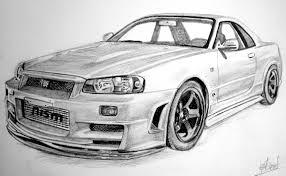 sports car drawing www vincentsart com car pencil drawing pencils pencildrawing