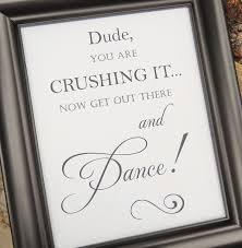 Poem For Wedding Bathroom Basket Best 25 Wedding Reception Signs Ideas On Pinterest Wedding Bar
