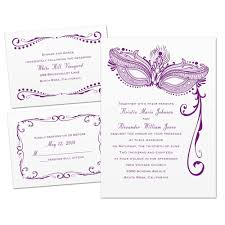 Affordable Wedding Invitations With Response Cards 3 For 1 Wedding Invitations Invitations By Dawn