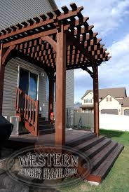 Pergolas And Decks by 71 Best Decks And Handrails Images On Pinterest Covered Decks