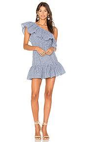 dresses one shoulder sale revolve