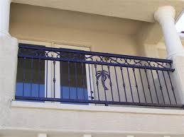 balcony railings wrought iron balcony railing wrought iron