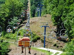 Chair Lift In Gatlinburg Tn Family Fun At Ober Gatlinburg Adventures Of Mel