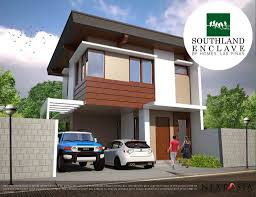 Southland Floor Plan by Southland Enclave 3 Bedroom House And Lot For Sale In Bf Homes Las