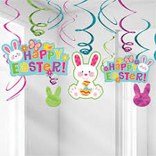 happy easter decorations easter decorations party delights