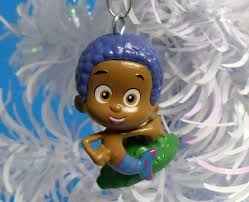 amazon com bubble guppies christmas ornaments featuring 8 bubble