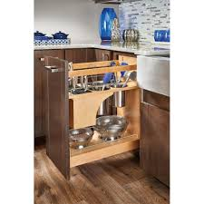 home depot kitchen cabinet organizers rev a shelf 25 5 in h x 11 in w x 21 56 in d pull out